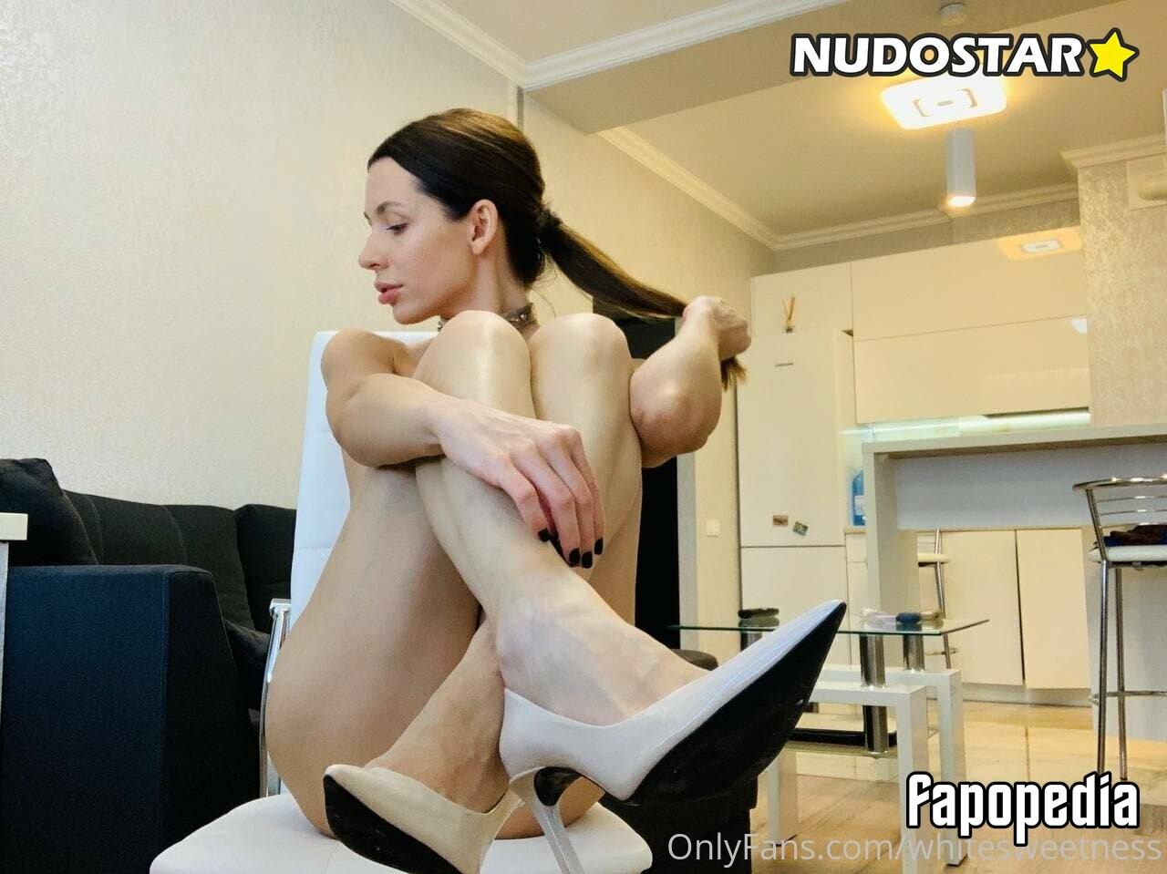 White Sweetness Nude OnlyFans Leaks
