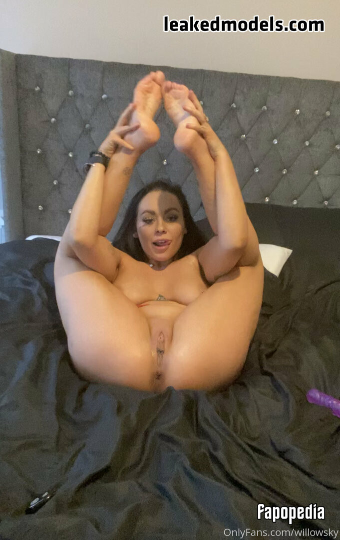Willowsky Nude OnlyFans Leaks