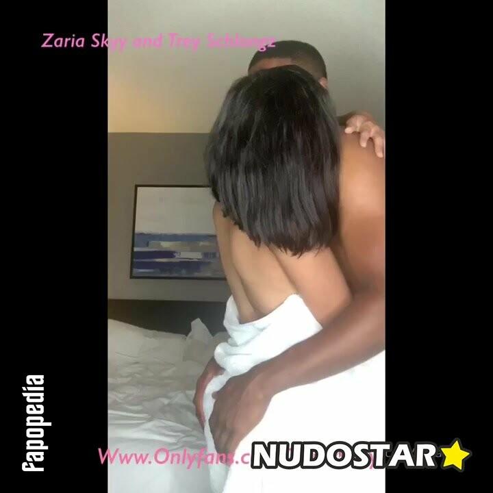 Zaria Sky Nude Leaks