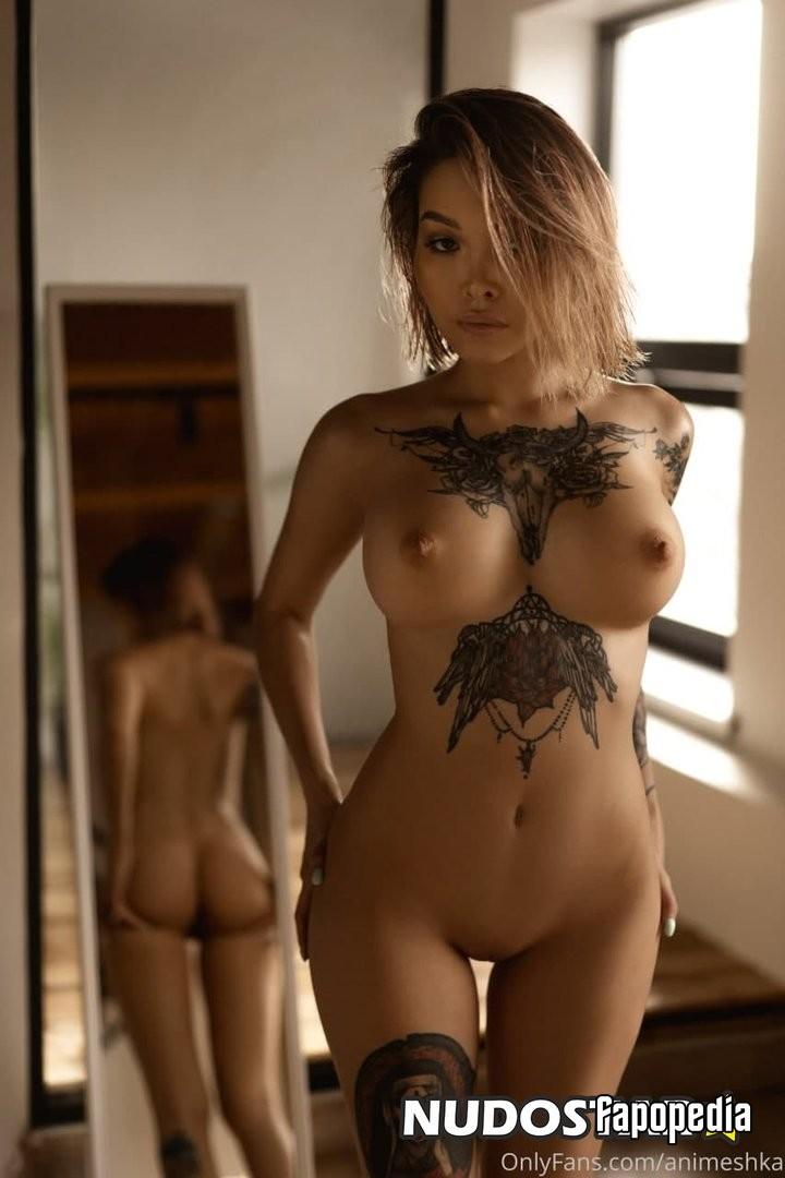 Zhannaanimeshka Nude OnlyFans Leaks